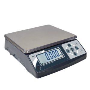 Bilancia per controllo del peso con display LCD